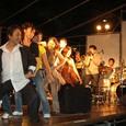 デスカルガ&ステップ・・・Chiba Salsaの大合唱でフィナーレ!